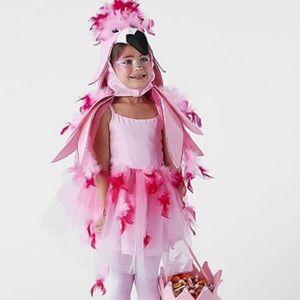 Pottery Barn Kids Flamingo Costume